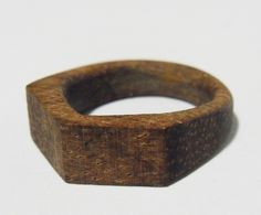 Wooden Ring Series on Behance