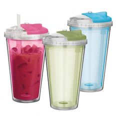 These Sedici Tumblers would be great for my homemade iced tea this summer. Homemade Iced Tea, Kitchen And Bath, Kitchenware, Tumbler, Sassy Pants, Cool Stuff, Cricut, Appliances, Decor Ideas