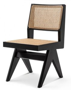 Pierre Jeanneret, Luxury Dining Chair, Dining Chairs, Rattan Chairs, Le Corbusier, Chandigarh, Outdoor Chairs, Outdoor Furniture, Outdoor Decor