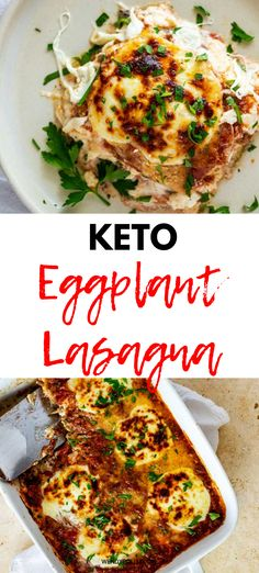 Looking for the best ever Keto Eggplant Lasagna? You can count on this recipe to wow friends and family. With a delicious meat sauce and lots of cheese this easy recipe is a crowd pleaser! Low Carb Meal Plan, Low Carb Dinner Recipes, Keto Dinner, Lunch Recipes, Keto Recipes, Breakfast Recipes, Healthy Recipes, Free Recipes, Almond Joy