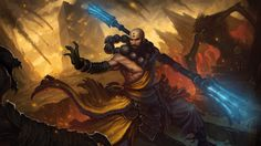The community has already started to create some wallpapers using Diablo 3 characters. In this post we showcase 21 fantastic Diablo 3 wallpapers. Game Character, Character Concept, Concept Art, Character Design, D D Characters, Fantasy Characters, Diablo Game, Staff Magic, Heroes Of The Storm