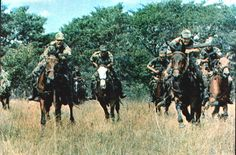 Dragões de Angola | Portuguese Mounted Special Forces of the Overseas War (1961-1974)