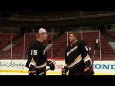 Ryan vs. Getzlaf NHL Awards skit. Pretty damn funny