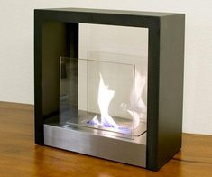 Ethanol Fireplace Freestanding - Bing