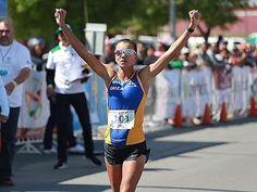 Blog Esportivo do Suíço:  Erica Rocha conquista a prata em etapa mexicana da marcha atlética