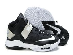 a9d45af4e7add Discount nike zoom lebron soldier - black white grey are always welcome.  Cheap lebron james shoes for sale is your best choice if you are looking  for ...