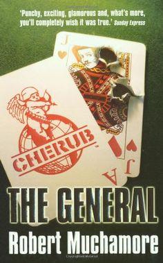 The General (CHERUB #10) by Robert Muchamore,http://www.amazon.com/dp/0340931841/ref=cm_sw_r_pi_dp_SVHvsb1NR8NMP1E8
