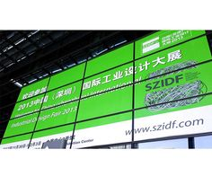 SZIDF (CHINA INTERNATIONAL INDUSTRIAL DESIGN FAIR) on Behance