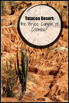 Off the beaten track in Colombia: the Tatacoa Desert. A beautiful, breathtaking place that maybe looks a lot like the Bryce Canyon in the United States? More photos on the blog!