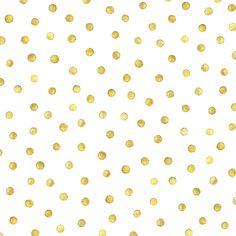 "Found it at Joss & Main - Goldidots Removable 5' x 20"" Polka Dot Wallpaper"