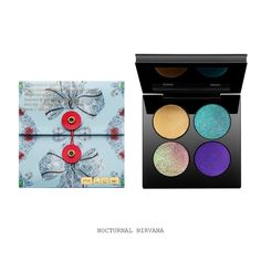 Shop Pat McGrath's Blitz Astral Quad at Sephora. This covetable collection for the eyes stars three Blitz Astral Quads arrayed in luxe, Limited Edition packaging. Pat Mcgrath, Lower Lashes, False Lashes, Flat Brush, Eye Shapes, Eyebrow Shapes, Beauty Inside, All About Eyes, Makeup Products