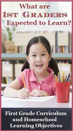 [sg_popup id=3] What are 1st graders expected to learn this year? Understand the basic objectives for first grade before developing or choosing an effective homeschool curriculum and see our top favorites. You probably decided to homeschool your children because you wanted more control over what they learn. This is understandable, but you will still have …