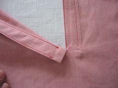 Shirt Placket