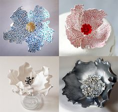 Step by Step: Sugar Flowers with florist wire