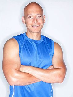Celebrity Trainer Harley Pasternak Blogs About Yoga--4 modified poses
