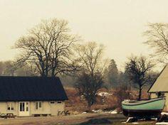 Till påsk 2014 öppnar äntligen Hörte Brygga.
