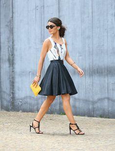 Querendo essa saia mais que ouro! <3