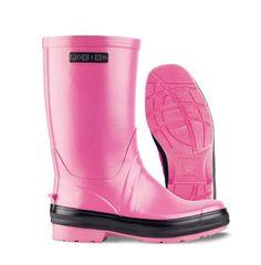 Nokian Footwear - Gummistiefel -Reef- (Everyday) Rosa/Schwarz, Größe 42 [418-118-42] - http://on-line-kaufen.de/nokian-footwear/42-eu-nokian-footwear-gummistiefel-reef-everyday-3
