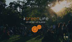 Briser la glace pour des rencontres humaines tout simplement ! #NotreGreenLife #green #diy #bricolage