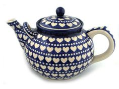 Not particularly heartless teapot:)