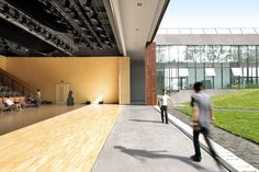 Gallery of Gehua Youth and Cultural Center / Open Architecture - 7