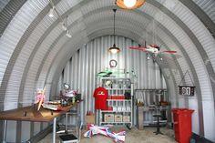 american steel span RC airplane