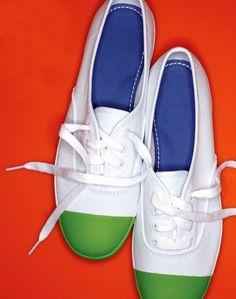5 cute summer sneaker revamps