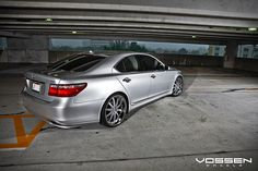 Lexus LS460 my next car