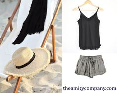 #looks #outfit #moda #style #verano #summer #beach #boho #hippie #chic #casual #mujer #tendencias #tendencia