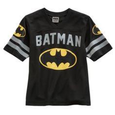 Batman Football Tee - Boys 4-7