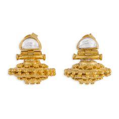 Chakras and Flowers Earrings - Arnav