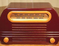 ADDISON Model 5 Art Deco Radio 1940 by RadioAge on Etsy