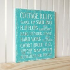 house rules ... by sylvia
