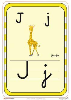 Teaching The Alphabet, Activities For Kids, Preschool, Letters, Cards, Portal, Animal, Children, Spanish