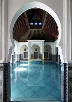 La Mamounia hammams (spa), avenue Bab Jdid,  Marrakech, MOROCCO