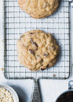 Oatmeal Raisin Snickerdoodle Cookies