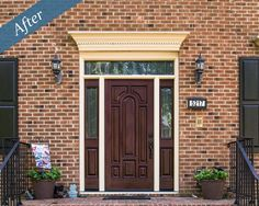 A great door can do a lot for a home, adding value, curb appeal, security and even - with our window and glass options - sunlight. At The Aluminum Company of North Carolina, we install exterior doors from some of the best manufacturers, including ProVia, Wayne Dalton, Thermal Industries and Lansing Building Products.