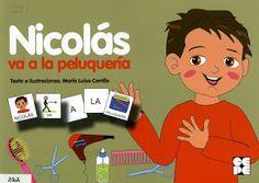 """""""Nicolas va a la Peluquería """"  http://katalogoa.mondragon.edu/opac"""