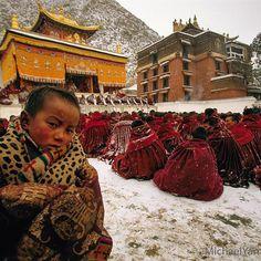 Labrang Monastery, Tibet