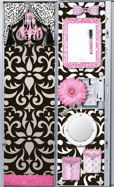 first year in middle school we are so doing up the boring school girls locker ideaslocker designslocker - Locker Decoration Ideas