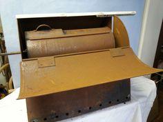 Kaffeeröster Kaffeebohnenröster antik alt Röstmaschine manuell Röster Kaffee TOP