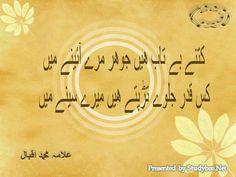 Shikwa by Allama Iqbal  Page 10 of 10  StudybeeNet  House of Urdu Poetry