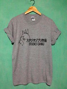 Studio ghibli shirt studio ghibli t shirt studio par oli9grop
