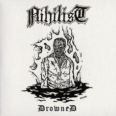 Nihilist - Drowned, demo '89