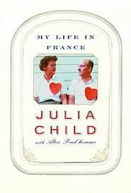 """A must-read for fans of Julia Child! In her own words, here is the captivating, bestselling story of Julia Child's formative years in France, where she found """"her true calling. I Love Books, Good Books, Books To Read, My Books, Reading Books, Reading Lists, Free Books, Book Club Books, The Book"""