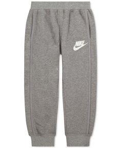 783311ac09ddb1 Nike Little Boys  Ribbed-Cuff Jogger Sweatpants   Reviews - Leggings   Pants  - Kids - Macy s