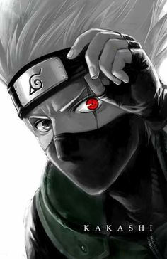 Image shared by Mary Jarquin. Find images and videos about anime, naruto and kakashi on We Heart It - the app to get lost in what you love. Kakashi Sharingan, Naruto Shippuden Sasuke, Naruto Kakashi, Anime Naruto, Art Naruto, Wallpaper Naruto Shippuden, Boruto, Sharingan Eyes, Anime Ninja