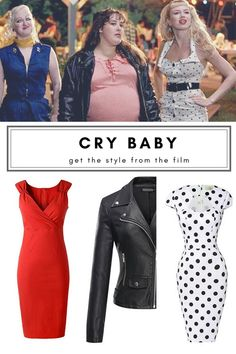 Fashion and Film Friday: Cry Baby