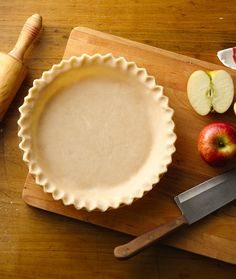 This recipe belongs in every pie lover's collection! Whether you want to make a one-crust or two-crust pie or tart (sweet or savory!), what you need to know can be found in this recipe!