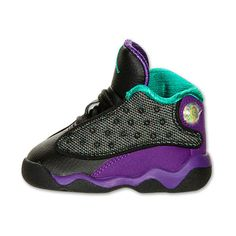cdfeb10173f6f2 Girls  Toddler Jordan Retro 13 ( 55) ❤ liked on Polyvore featuring baby